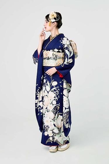 1032_正絹 京友禅