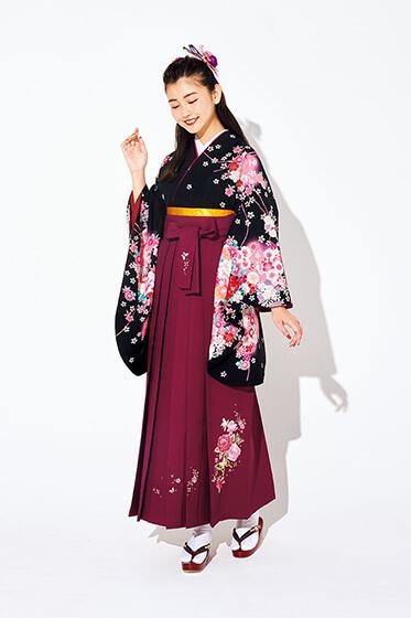 きもの No.6510 / 袴No.6904
