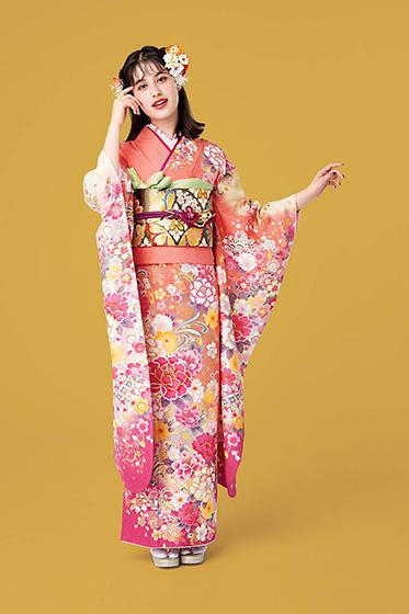 1602_正絹 京友禅