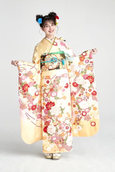 1624_正絹 京友禅