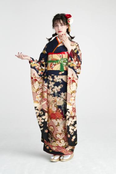 1651_正絹 京友禅